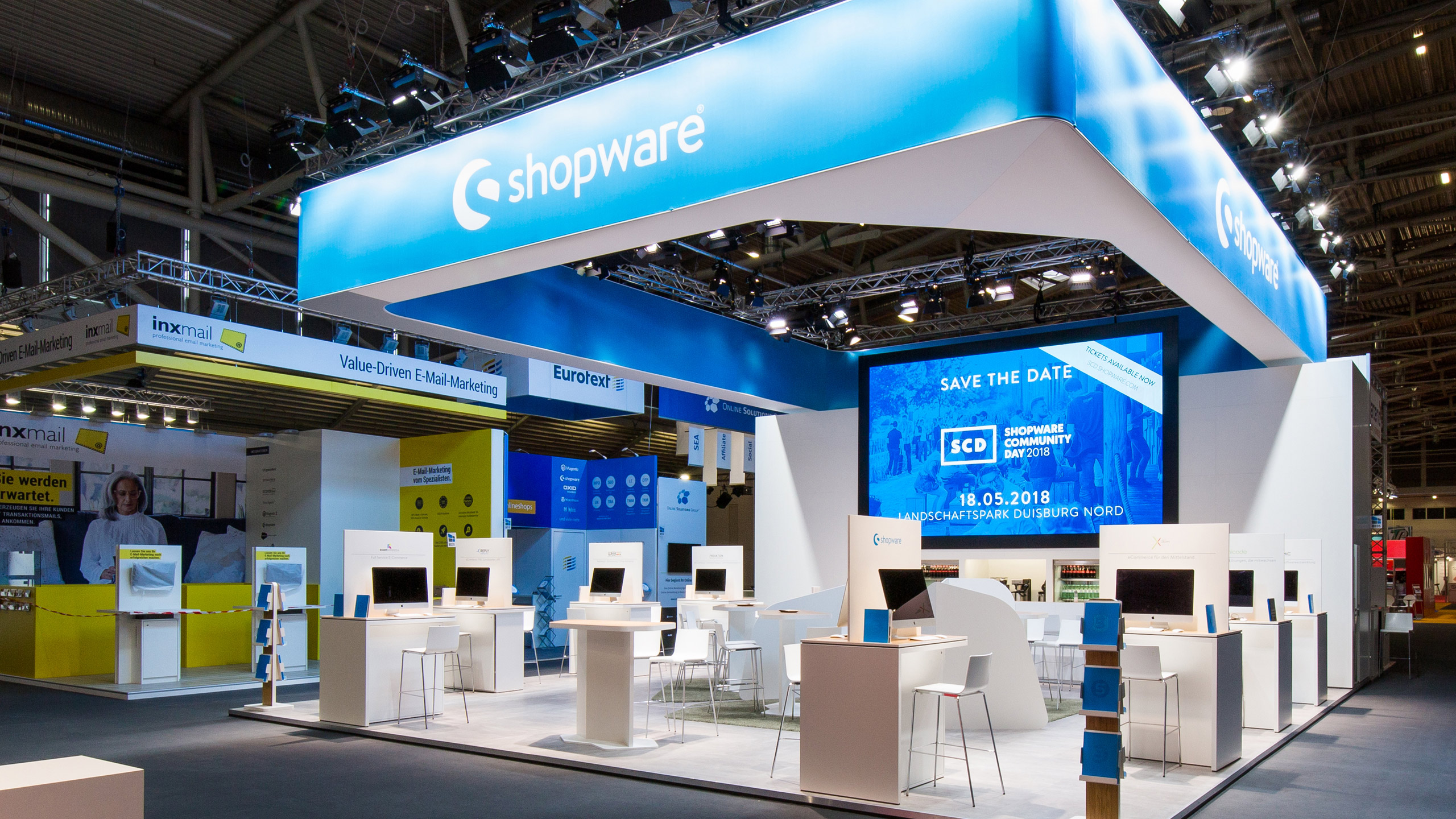 shopware Internet World Expo 02